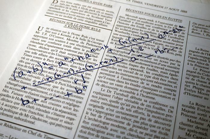 Sherlock Holmes detective conseil