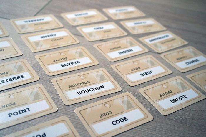 Codenames - jeu de société