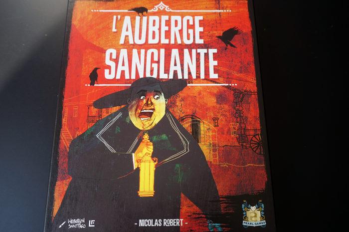 Auberge Sanglante _ boite