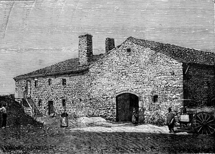 Auberge Sanglante 1830