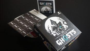 Ghosts - jeu de société