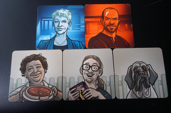 Codenames : Picture goodies