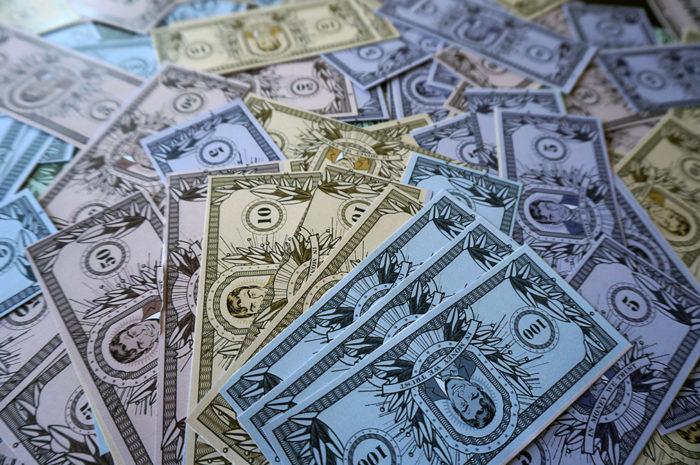 Wall Street in money we trust